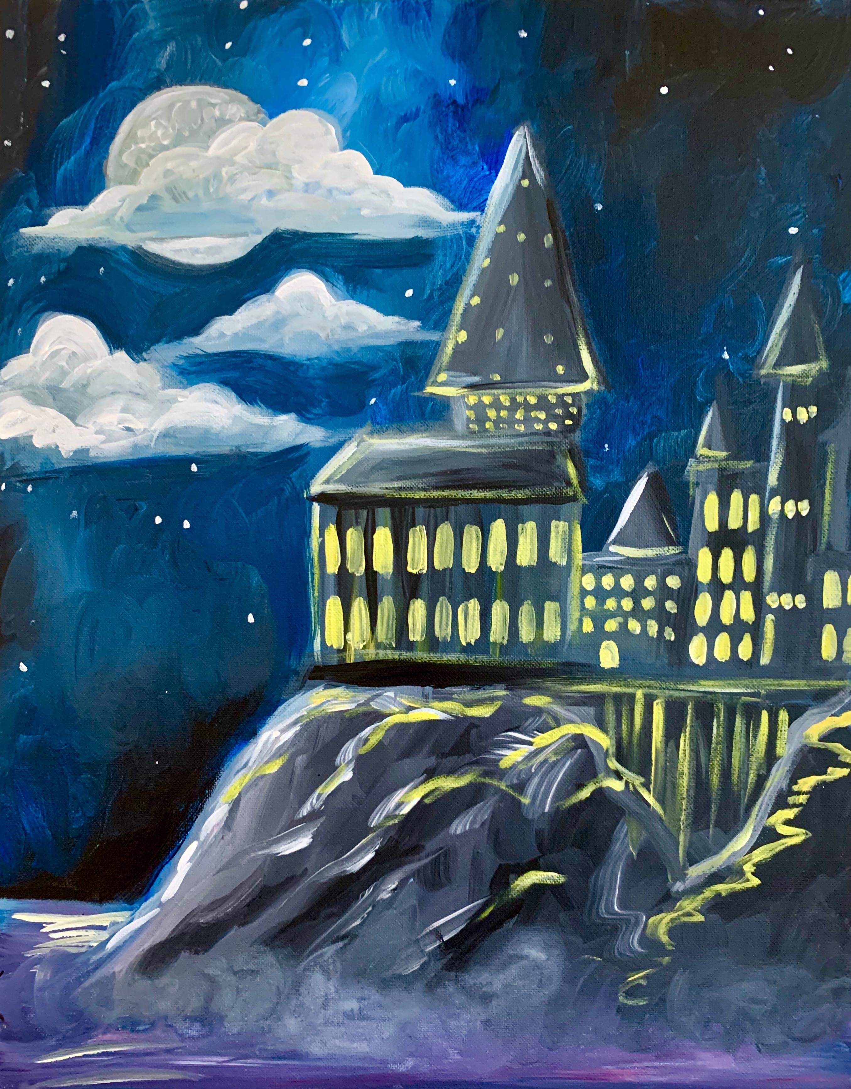 Wizard Castle Paint Kit
