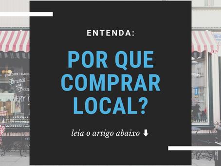 Por que comprar localmente?