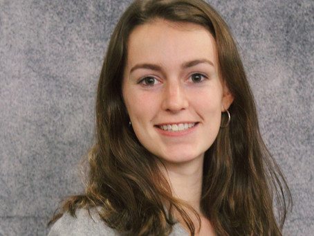 Welcome Programs Assistant Co-Op, Becca Matson!