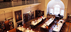 Search Discover, HSP's online catalog, which includes listings for HSP's print holdings (books, pamphlets, serials and newspapers), manuscript collections, maps, microfilm, and more.