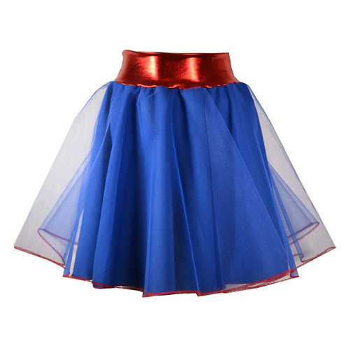 IC215 Girls Spiderman Skirt