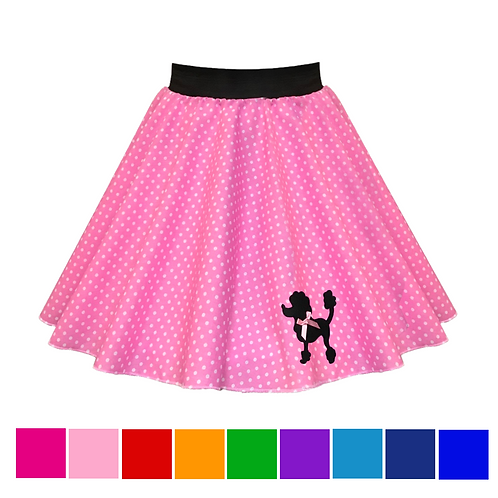 IC109 Spotty Poodle Skirt
