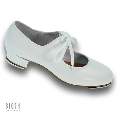 Bloch 330L White Timestep Tap Shoe