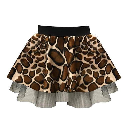 IC220 Giraffe Costume Tutu Skirt