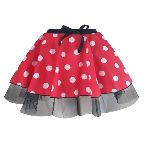 IC169 Mini Red Skirt
