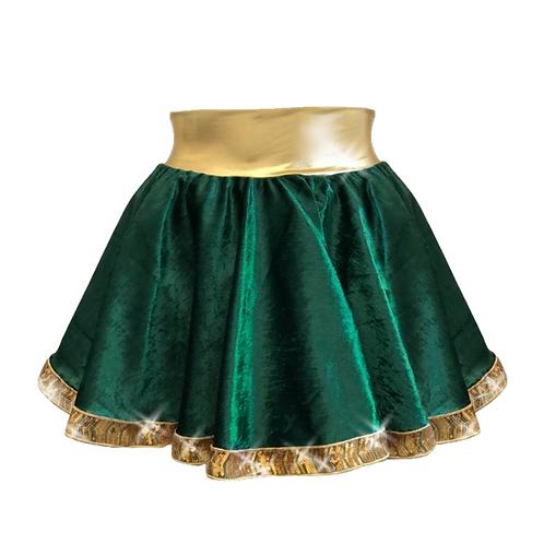 IC370 Celtic Sequin Skirt