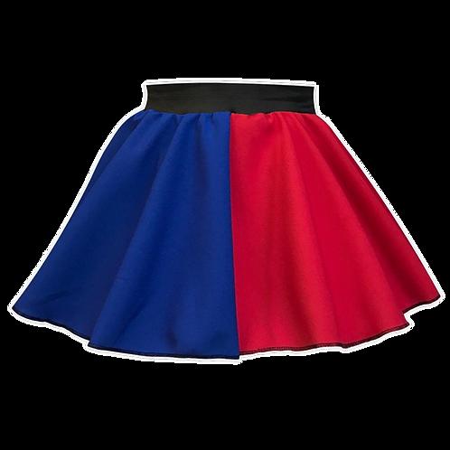 IC139 Harley Quinn Skirt