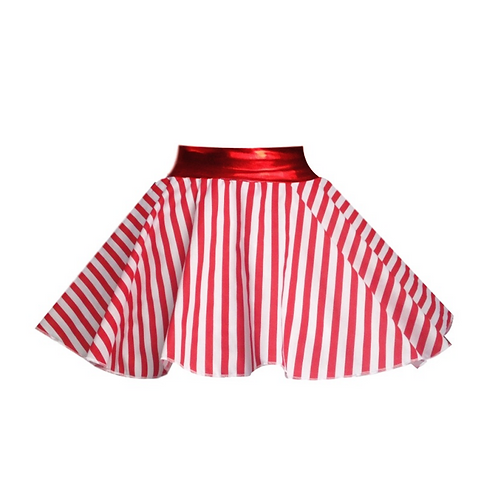 IC237 Candy Cane Skirt