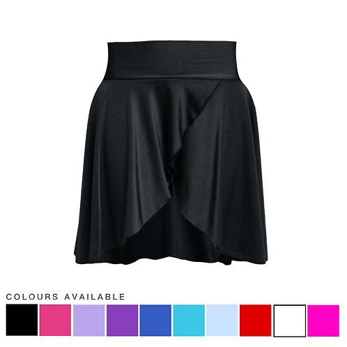 IC187 Wrap Dance Skirt