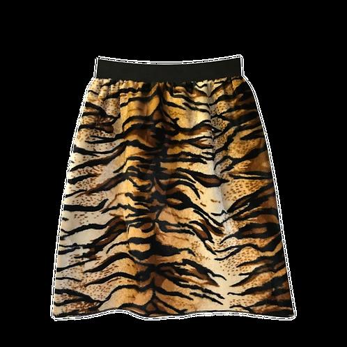 IC113 Tiger Pencil Skirt