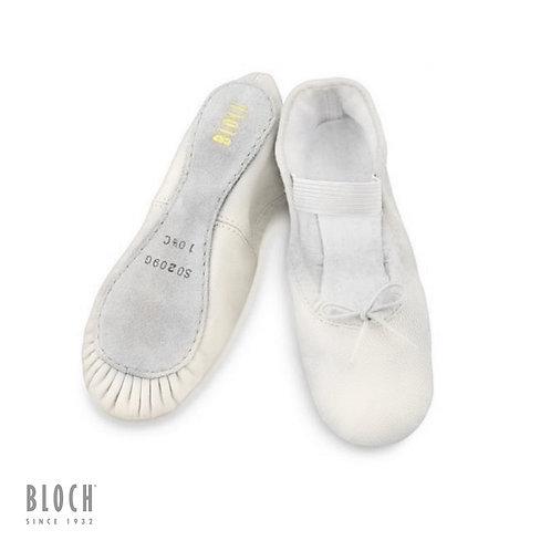 Childs Bloch 209 Arise Ballet Shoe White