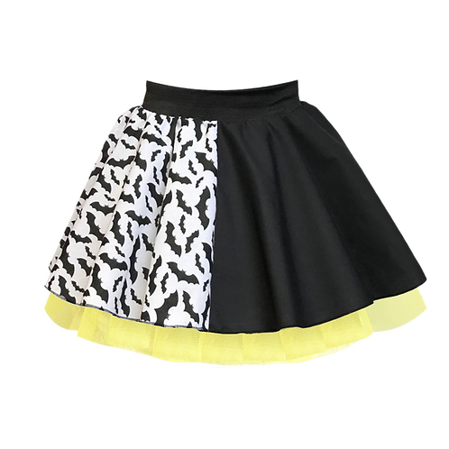 IC134 Bat Skirt
