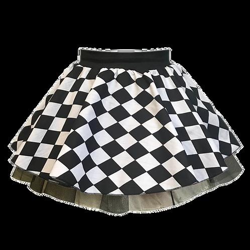 IC104 POLICE Skirt