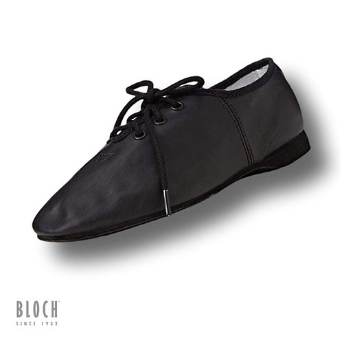 Bloch 462 Black Essential Jazz Shoe