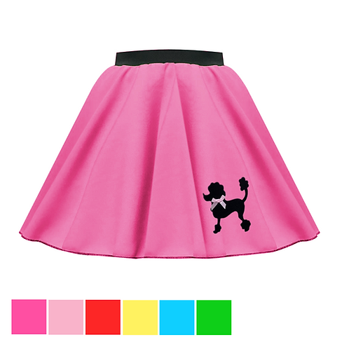 IC108 'Polly' Poodle Skirt