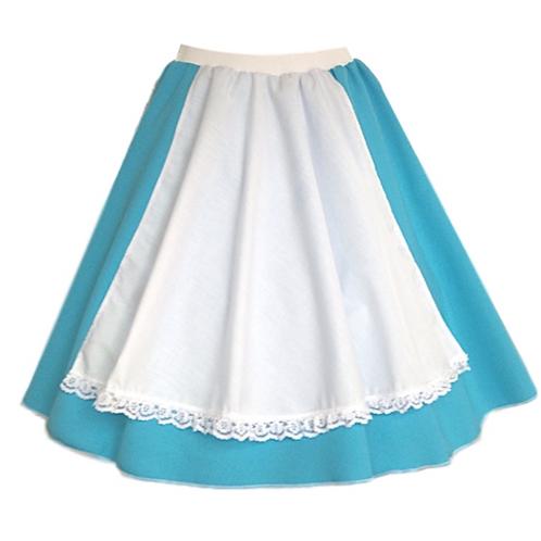 IC136 Alice Apron Skirt