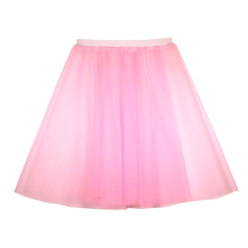 IC310 Pink Two Layer Underskirt