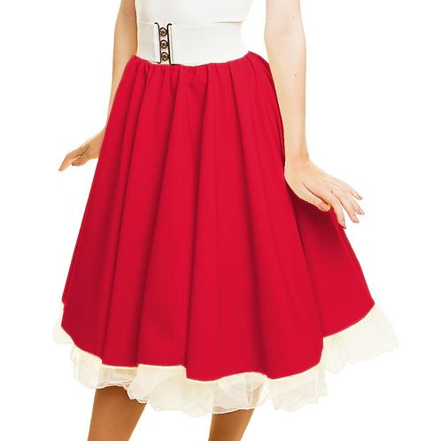 Red Rock n Roll Skirt