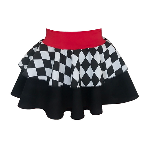 IC153 Jester Tier Skirt