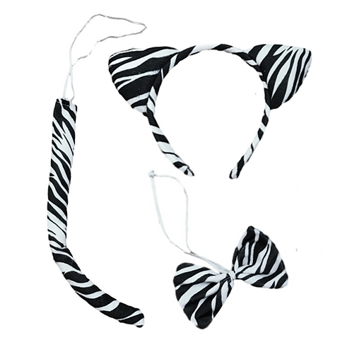 IC292 Zebra Accessory Set