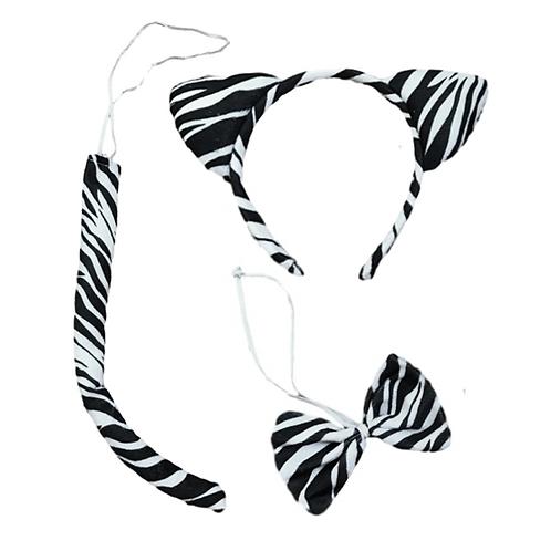 IC292 Zebra Accessory Set