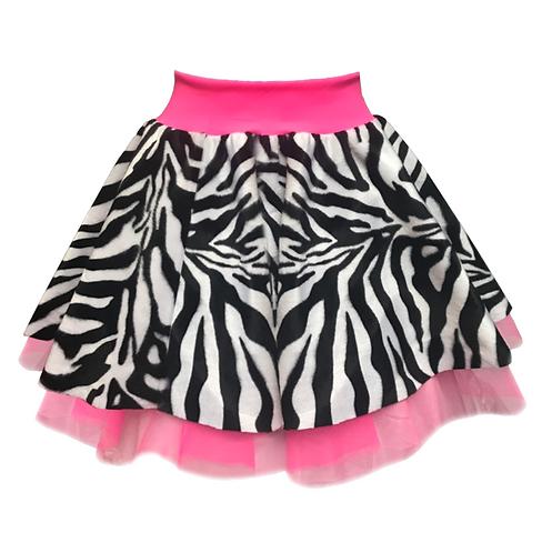 IC247 Zebra Skirt
