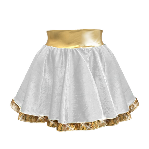 IC370 Greek Goddess Skirt