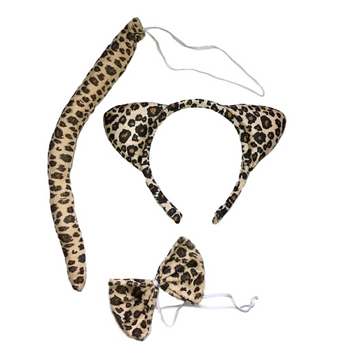 IC295 Leopard Accessory Set