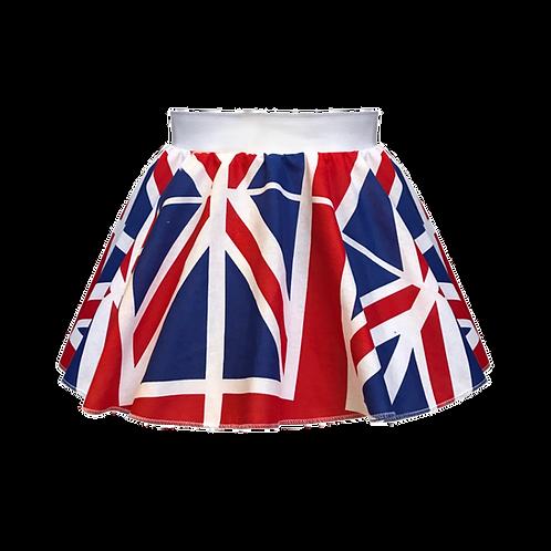 IC144 Union Jack Skirt