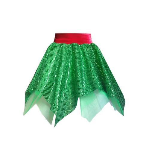 IC241 Christmas Elf Skirt