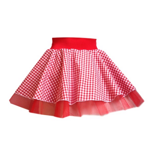IC177 Red Riding Hood Skirt