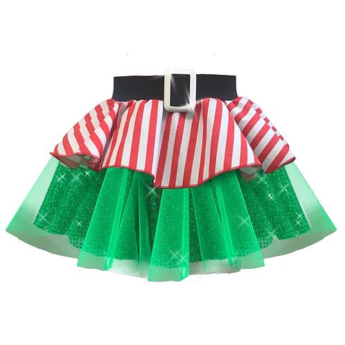 IC354 Sequin Elf Skirt
