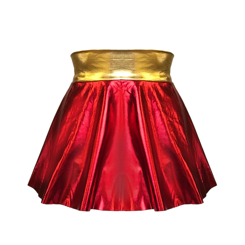 IC110 Super Metallic Skirt