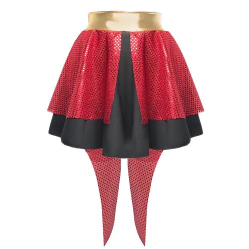 Ringleader Costume Skirt Front