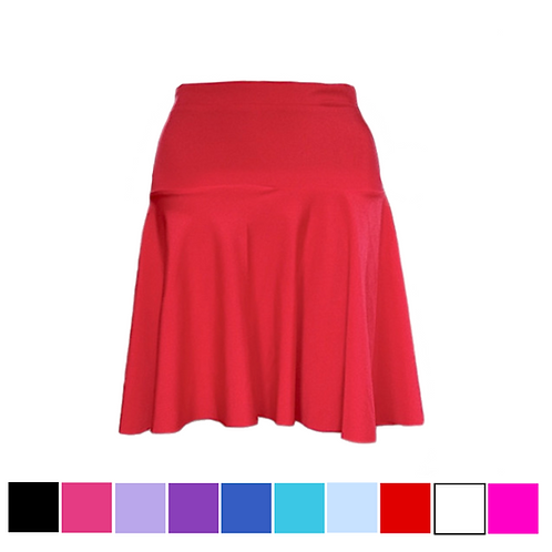 IC246 Short Latin Skirt