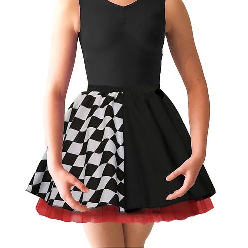 IC226 Harlequin Skirt