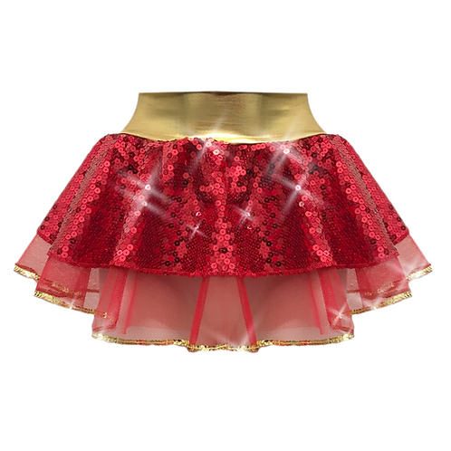 IC346 Christmas Cracker Skirt