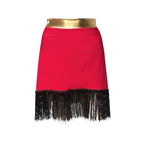 Fringe Ringleader Skirt