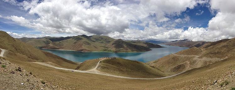 paquete turístico colorido del Tíbet.jpg