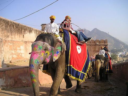 la india increíble tour