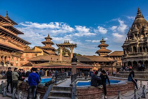 India Del Norte Y Nepal