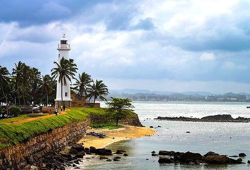 Paisajes de Sri Lanka