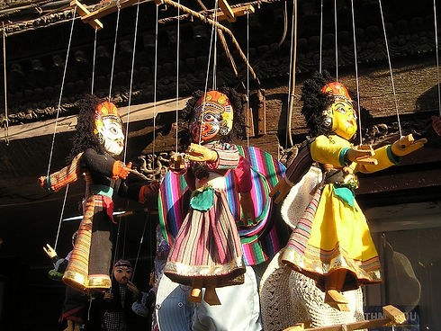 Itinerario de la gira de Nepal
