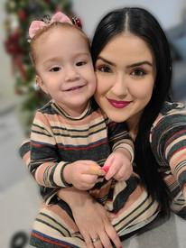 Eliana & Mommy