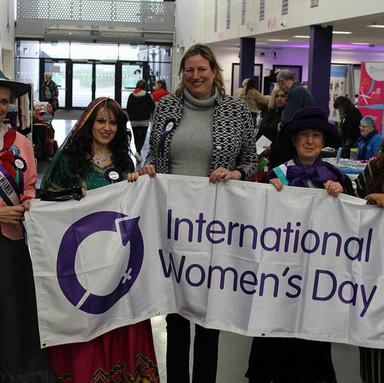Winsford Women's Day 2018