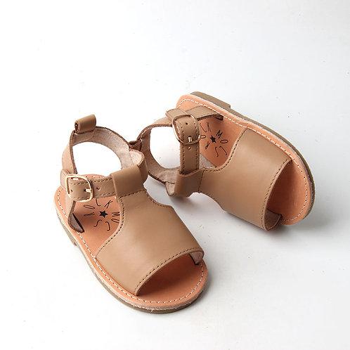 Children's Leather Sandals