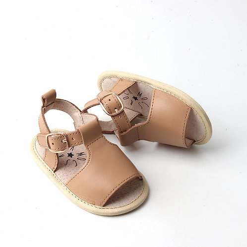'Asti' T-Bar sandals (Soft Sole)