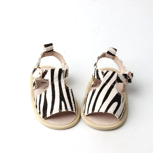 'Ottie' T-Bar sandals (soft sole)