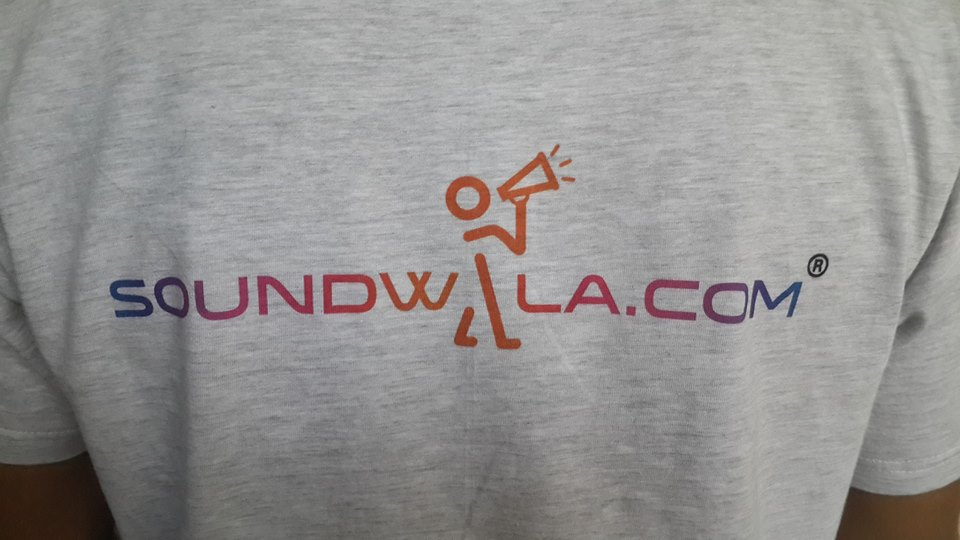 soundwala.com t-shirt back