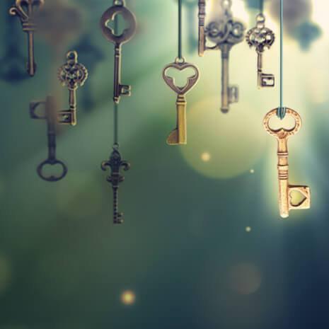 Cosmic Keys Reiki